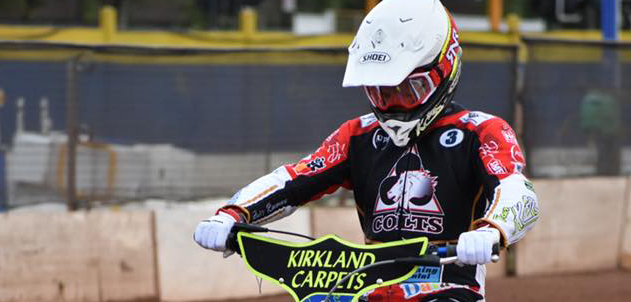 Bickley Top Scores As Colts Suffer Defeat